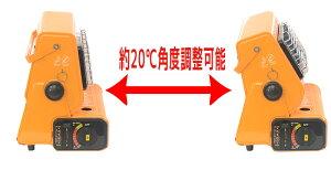 【電源不要】コンパクト&軽量タイプのカセットボンベ式ガスストーブカセットガスヒーター/携帯ガスストーブ黒ブラック