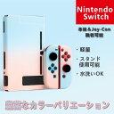 【Nintendo switch対応・PC素材】Nintendo switch カバー スイッチケース 専用カバー Joy-Conカバー 分体式 全面保護ケース 耐久性 キズ防止 衝撃吸収 着脱簡単 擦り傷防止 取り外し可能 指紋防止 可愛い