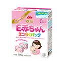 森永 E赤ちゃん エコらくパック つめかえ用(400g×2袋入) [ミルク][セイムス]