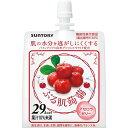 サントリー ぷる肌蒟蒻アセロラゼリー 150g×30個入り (1ケース) (KT)