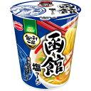 エースコック 飲み干す一杯 函館 塩ラーメン 65g×12個入り (1ケース) (MS)