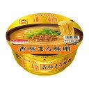 マルちゃん正麺 カップ 香味まろ味噌 129g×12個入り (1ケスー) (KT)