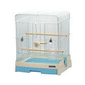 三晃商会 サンコー イージーホーム バード 35-BL(手乗り)(鳥かご、ケージ、インコ)