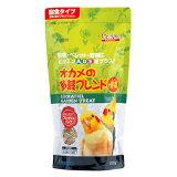 スドー オカメの多穀ブレンド+野菜 230g P-8230 オカメインコ用フード