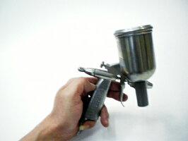 小型の丸吹きガン、用途も様々です。