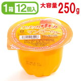 果実の恵みマンゴーゼリー12個入り