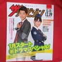 ザ・テレビジョン 2014年No.50 日本生命販促冊子●竹...