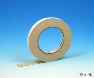 オカモト カーペット用 布両面テープ15mm幅×15m巻 1個