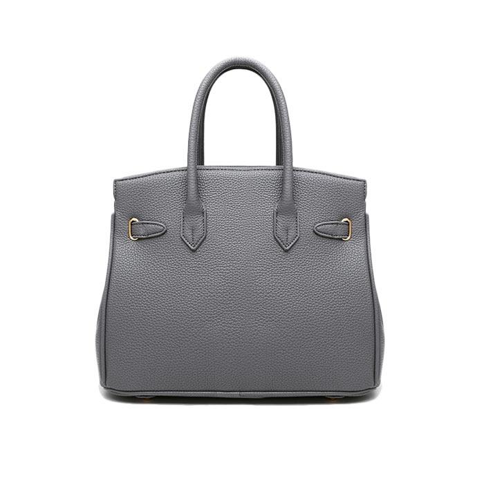 「高見えバッグでクラスアップ!」お洒落したい女性の強い味方!南京錠モチーフ 2WAY トートバッグ レディース フェイクレザー 底鋲付き 全5色 GU-0034