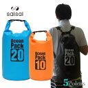 防水バッグ ドライ チューブ バッグ 10L/20L 大容量 海 スイミング スポーツバッグ 濡れないバッグ 手提...