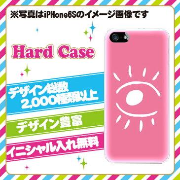 SHL22専用スマホケース AQUOS PHONE SERIE ガーリー 目