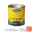 ポイント消化 インデラカレースタンダード 100g 缶入り