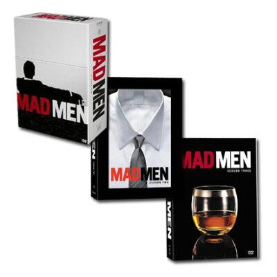 【送料無料】 マッドメン シーズン1~3 DVD-BOX セット