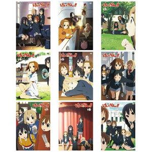 【送料無料】 アニメ 「けいおん!!」  DVD全9巻セット