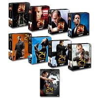 【送料無料】24-TWENTYFOUR-DVD全巻(シーズン1〜8)<SEASONSコンパクト・ボックス>+リデンプションセット