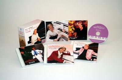 【送料無料】 リチャード・クレイダーマン ベスト100 (CD5枚組)