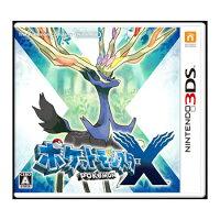 【送料無料】3DSポケットモンスターX