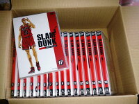 【送料無料】新品スラムダンク(SLAMDUNK)DVD全巻セット(Vol.1〜Vol.17)