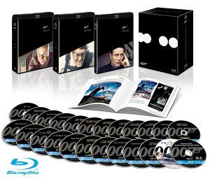 【送料無料】 007 コレクターズ・ブルーレイBOX<24枚組>〔初回生産限定〕 007/スペクター収納...
