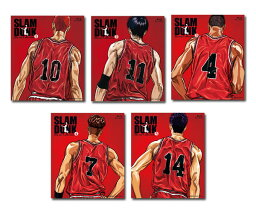 SLAM DUNK スラムダンク Blu-ray Collection 全巻 Vol.1〜Vol.5<完> セット