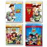 【送料無料】 「トイ・ストーリー 1+2+3 MovieNEX」 + 「トイ・ストーリー・オブ・テラー! ブルーレイ+DVD」 4作セット
