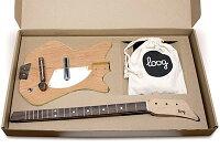 【送料無料】Loog(ルーグ)組み立てギターLoogElectricナチュラル