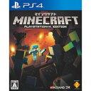 【送料無料】 Minecraft(マインクラフト): PlayStation 4 Edition