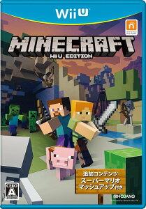 【送料無料&スーパーSALE中は全品ポイント2-20倍】 WiiU Minecraft(マイン…