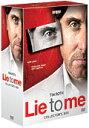 【送料無料】 ティム・ロス主演 ライ・トゥ・ミー(Lie To Me) 嘘の瞬間 DVDコレクターズBOX