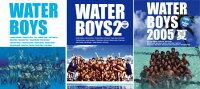 送料無料ウォーターボーイズ(WATERBOYS)TVシリーズDVD3作品セット
