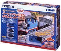 【送料無料】 鉄道模型 TOMIX(トミックス) Nゲージ ベーシックセットSDきかんしゃトーマス