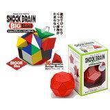 【送料無料】 磁石でくっつく!遊んで創造力アップ! SHOCKBRAIN ショックブレイン 2種セット (ビッグボール カラー・クリエイティブボール)