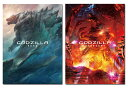 【送料無料】 GODZILLA 「怪獣惑星」 & 「決戦機動増殖都市」 Blu-ray コレクターズ...