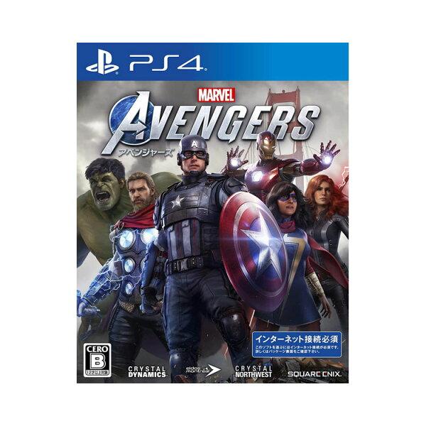 PS4Marvel'sAvengers(アベンジャーズ)スタンダードエディション