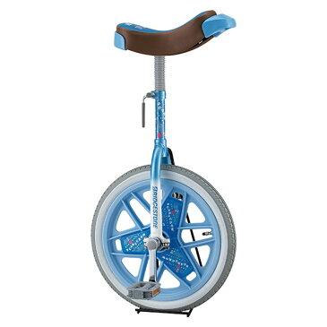 ブリヂストン 一輪車 16インチ スケアクロウ SCW16 ライトブルー