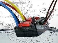 【HOBBYWING車用アンプ&モーター】QuicRUN-1060-BrushedBEC内蔵2A/5V1/10用