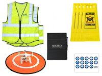 ドローン測量安全対策セット