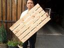 国産ひのき 木製 風呂すのこ 4本足 5枚巾 【ヒノキ 檜 桧】 ふろスノコ*同梱不可の場合別途運賃がかかります*