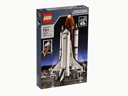 レゴ (LEGO) クリエイター・スペースシャトル 10213