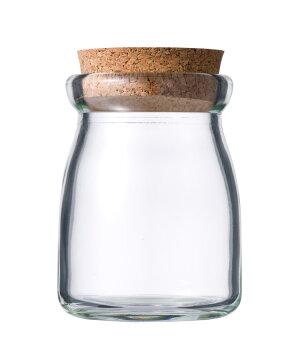 コルク瓶 ヨーグルト100 コルク付 100ml
