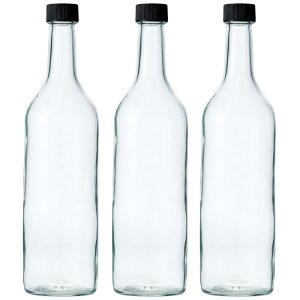 酒瓶 720ml 3本セット