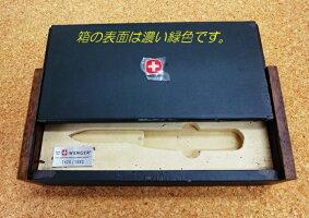 ◆難有り品◆WENGERウェンガーレプリカ1890モデル#18930001古い商品の為、箱が劣化していますのでご了承下さい。