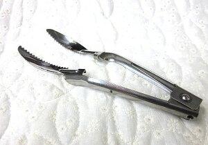 お箸を上手く使えない方でも、簡単に使えるように設計されています!!はさめる洋食器スプンば...