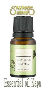 ドシャー別エッセンシャル オイル【Kapa】Essential oil Kapa 10ml【NEW FORMULA SHAHNAZ AYURVEDA シャナーズ アーユルヴェーダ】