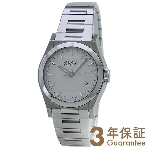 GUCCI [海外輸入品] グッチ パンテオン YA115425MSS-SLV メンズ&レディース 腕時計 時計【あす楽】:腕時計本舗セレクト