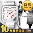INDEPENDENT [国内正規品] インディペンデント オリジナルBOX付き ウルトラマンコラボ 限定モデル BZ1-510-11 メンズ 腕時計 時計