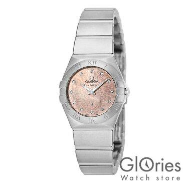 OMEGA [海外輸入品] オメガ コンステレーション 123.10.24.60.57.002 レディース 腕時計 時計【あす楽】