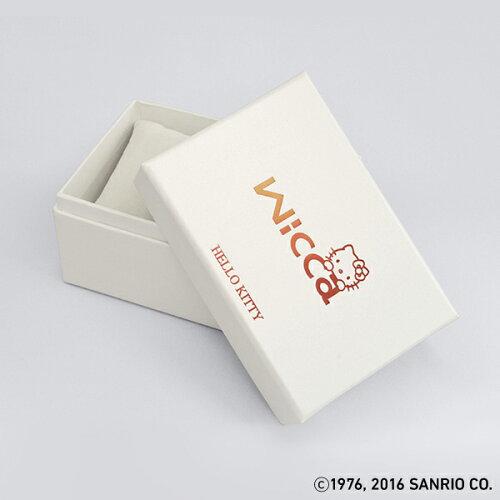 シチズンウィッカwicca×ハローキティコラボシリーズハローキティスペシャルBOX付きKP2-019-11131444