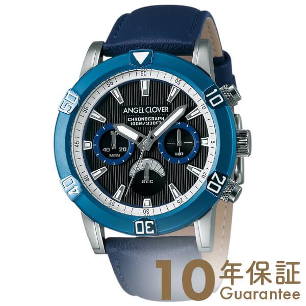 腕時計, メンズ腕時計 AngelClover BR43BUBK-NV