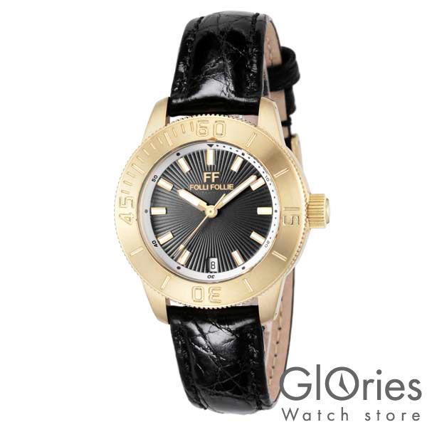 腕時計, レディース腕時計  FolliFollie OLYTEUS WF8G037SDK-BK